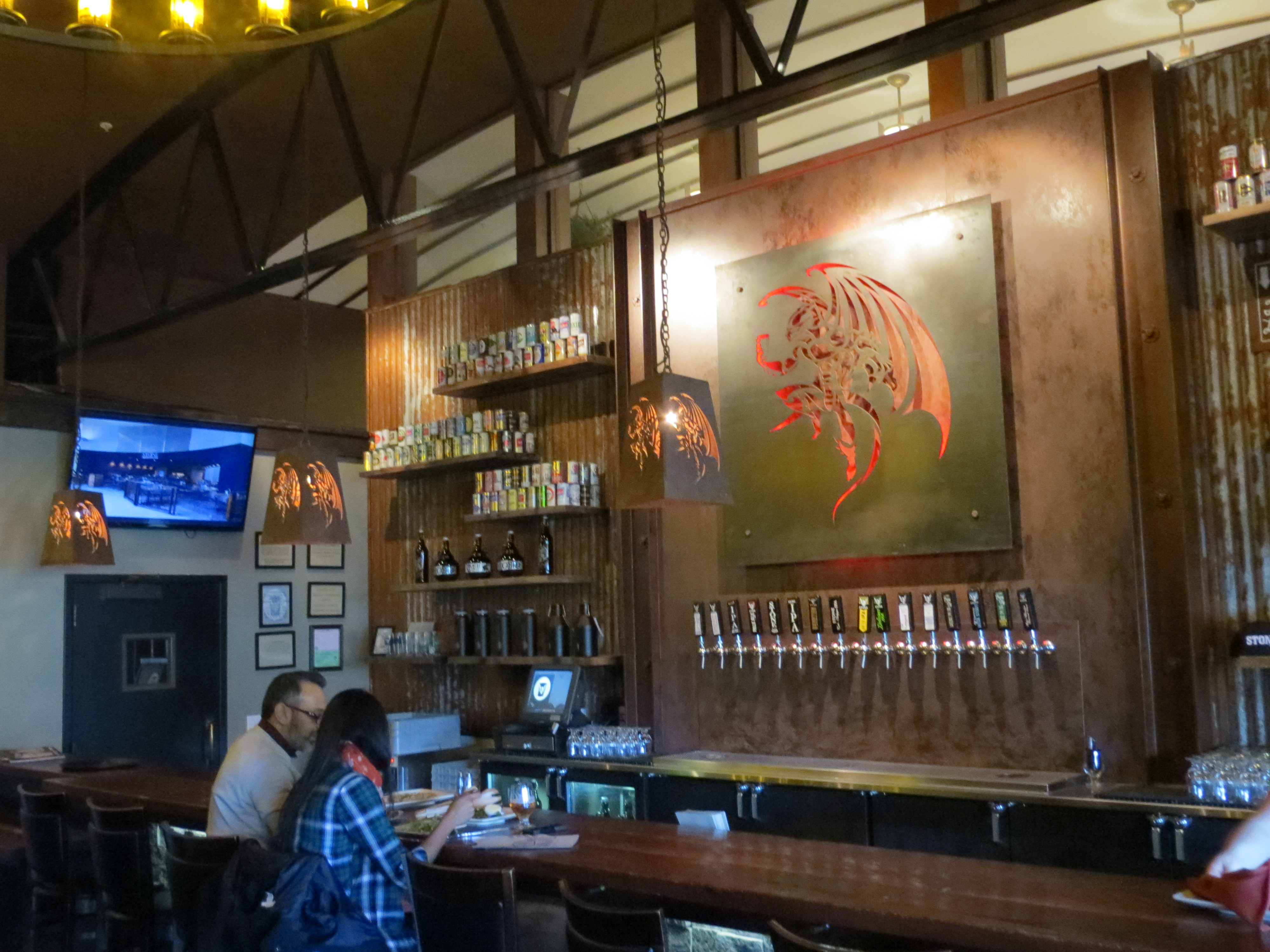 Stone Brewing Tamp Room San Diego Ca Bob S Beer Blog