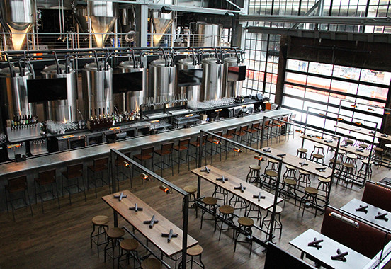 Bluejacket Brewery, Washington, DC | Bob's Beer Blog